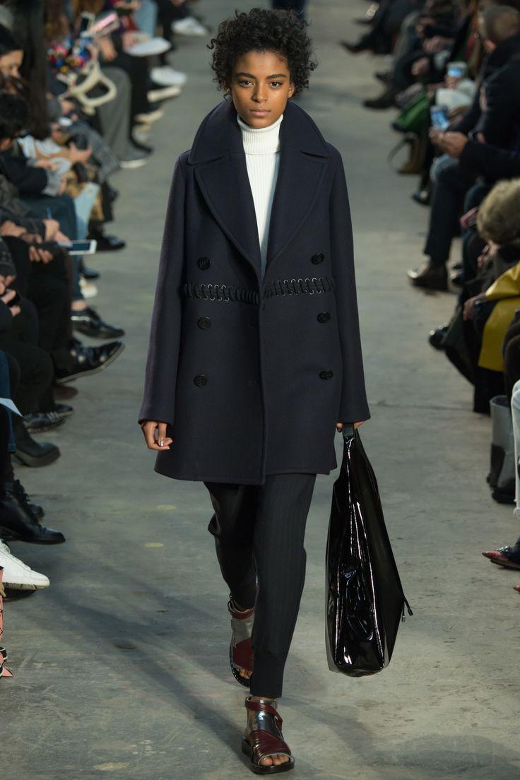 3.1 Phillip Lim Fall 2016 Ready-to-Wear Fashion Show - Alécia Morais