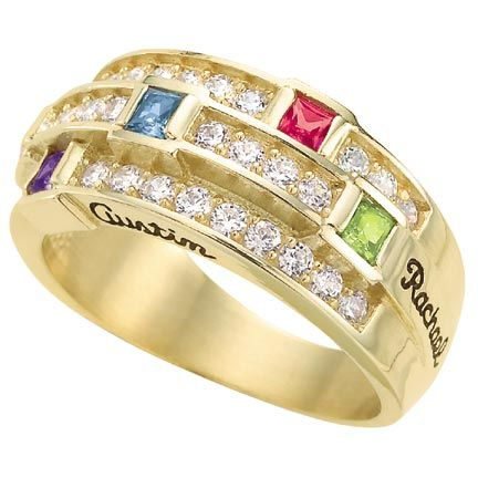 Family ring - Just love it !!