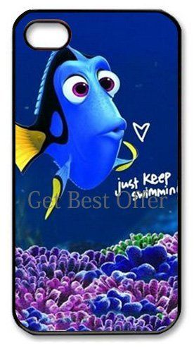 Finding Nemo Iphone 4/4s Hard Shell Case, Cheap Iphone 4 4s Funny Case