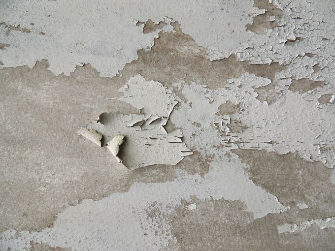 Check out Cracked Paint On Wall Texture Flake by TSOBG on Creative Market