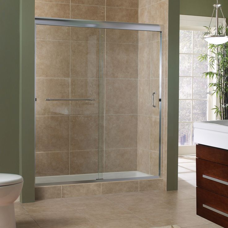 17 best ideas about sliding shower doors on pinterest glass shower doors shower doors and - Alumax shower door and buying considerations ...