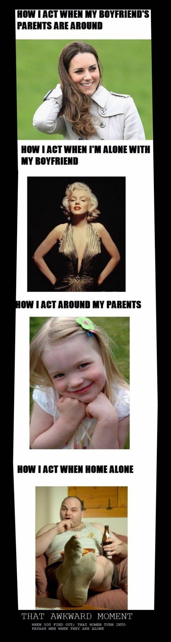 So true : Giggle, Boyfriend, Sotrue, Truth, Funny Stuff, So True, Funnies