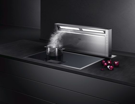 Extractors | Kitchen appliances | Ventilation 400 series. Check it out on Architonic