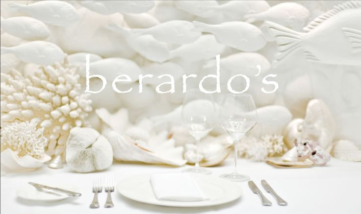 Berardo's Fine Dining in Noosa. Holds a special place in my heart - my husband proposed after we had dinner here on his birthday in 2006.