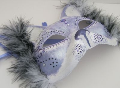 Fancy dress cat mask pictures