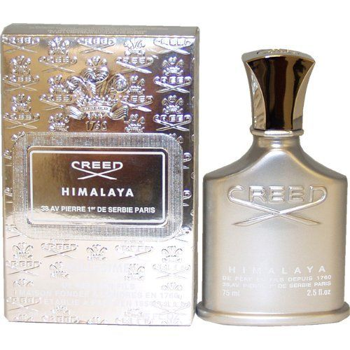 Creed Himalaya by Creed for Men Millesime Spray, 2.5 Ounce by Creed. $103.90. It is recommended for casual wear. This item is not for sale in Catalina Island. Creed Himalaya by Creed for Men - 2.5 oz Millesime Spray. Creed Himalaya by Creed for Men. Creed Himalaya was launched by the design house of Creed. This product is a fragrance item that comes in retail packaging. It is recommended for casual wear.. Save 26% Off!