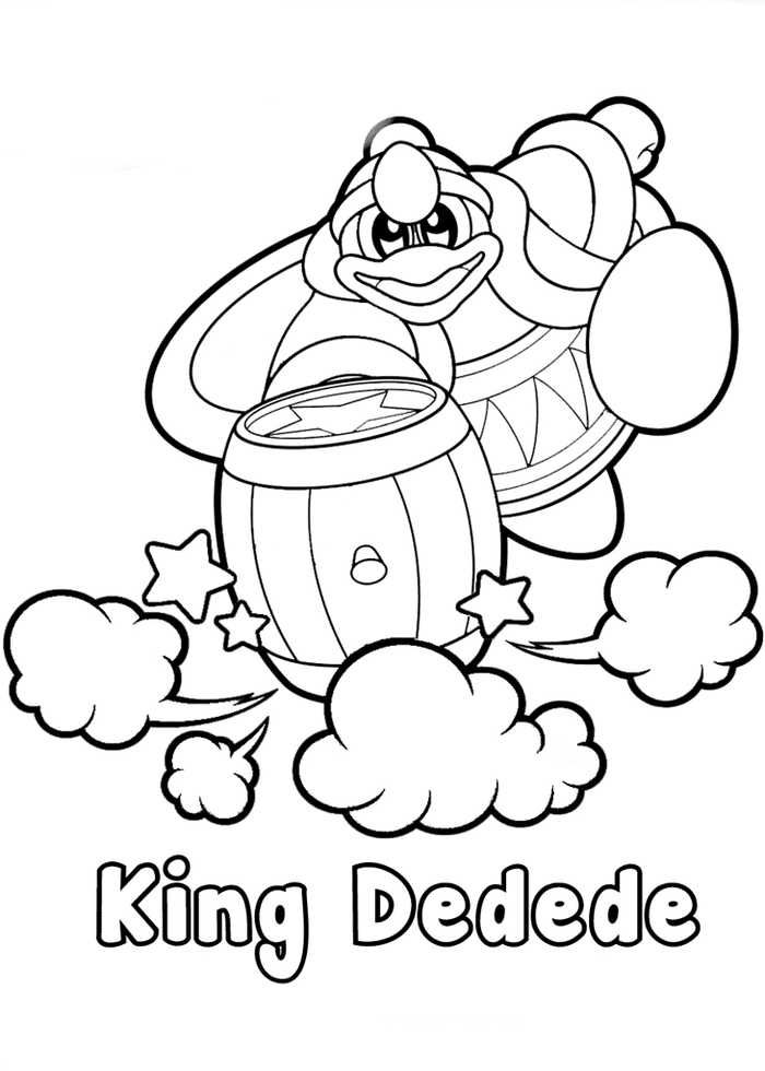 Collection Of Kirby Coloring Pages For Kids Cartoon Coloring Pages Coloring Pages Coloring Pages For Kids