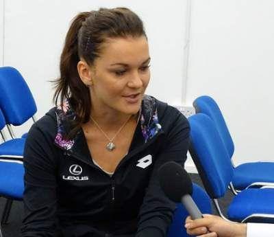 Agnieszka Radwańska skomentowała porażkę w Birmingham