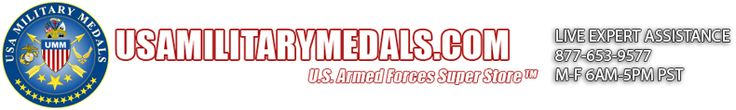 Official Military Medal Ribbon Rack Builder & Medal Rack Builder for the Army, Navy, Air Force, Marine Corps, and Coast Guard.
