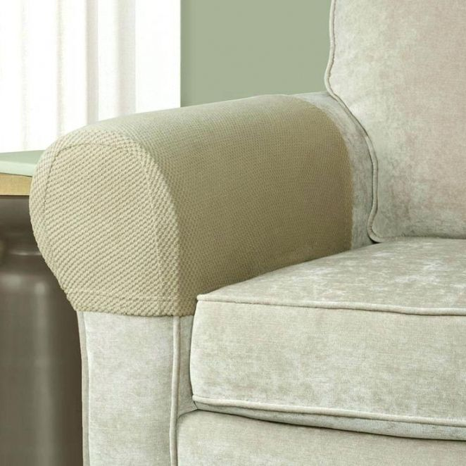 Great Armchair Arm Covers Sofa Arm Covers Furniture Covers Slipcovers Couch Arm Covers
