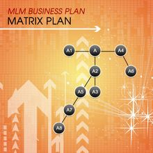 Matrix plan software solution for mlm business.