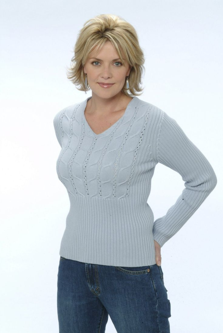 Amanda Tapping - What A Lovely Lady Indeed