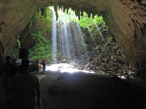 Cavernas Rio Camuy, Puerto Rico