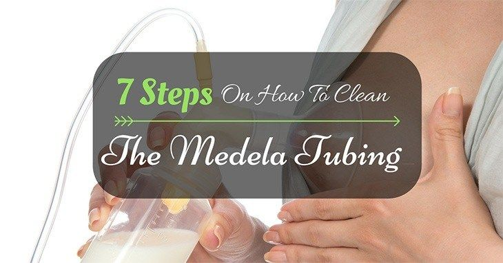 Cleaning the Medela tubing is very important since it is the part that allows the breast milk to flow from the breast shield to the breast milk bottles.
