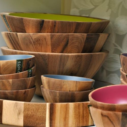 Bamboo serving ware | Bliss Garden & Giftware Gallery