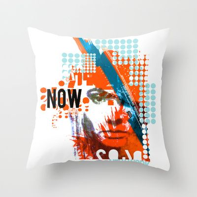 NewWork Throw Pillow by BerkKIZILAY - $20.00 #shop, #homeart, #art, #homedecor, #sweethome, #lovelyroom, #hometextile, #myhome, #homedecoration, #homedesign, #style, #society6, #pillow, #store, #pillowdesign
