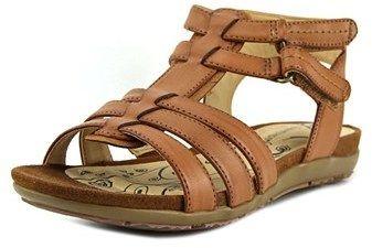 Bare Traps Baretraps Rhose Women Open Toe Synthetic Brown Gladiator Sandal.