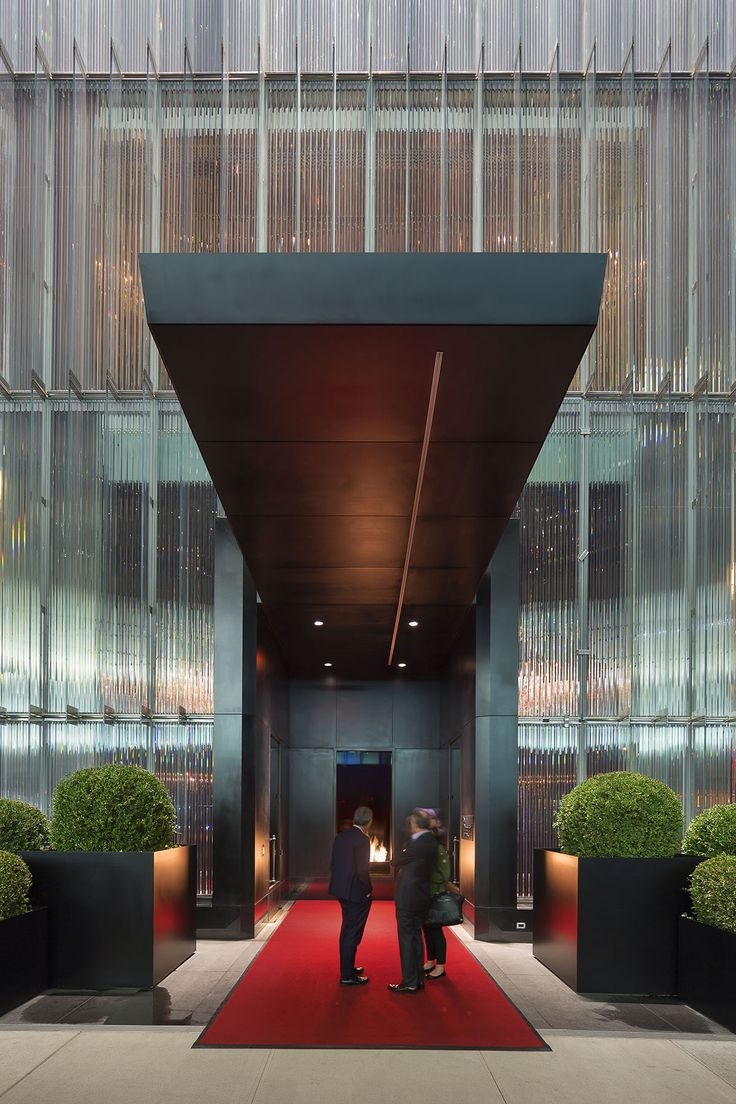 SOM's Baccarat Hotel & Residences hits luxury design in New York
