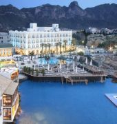 #Hotel: ROCKS HOTEL AND CASINO, Kyrenia, CYPRUS. For exciting #last #minute #deals, checkout #TBeds. Visit www.TBeds.com now.