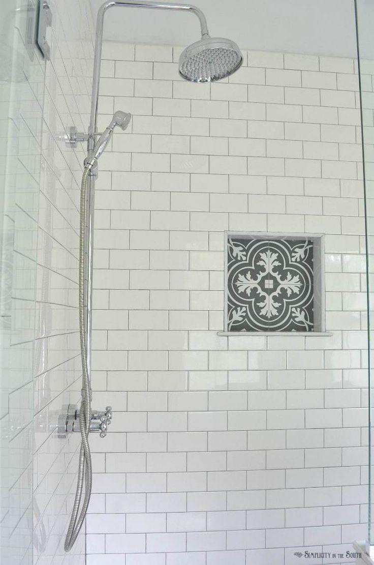 25 Best Ideas About White Subway Tile Shower On Pinterest