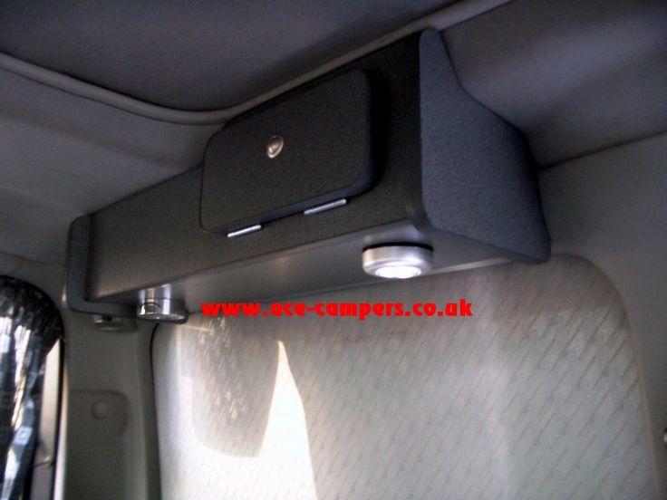 Ace Campers Mazda Bongo conversions T4 T5 Granvia camper van conversions,Top Cupboards Quality only