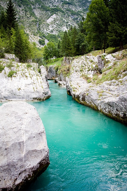Heaven on earth - Soca - Slovenia