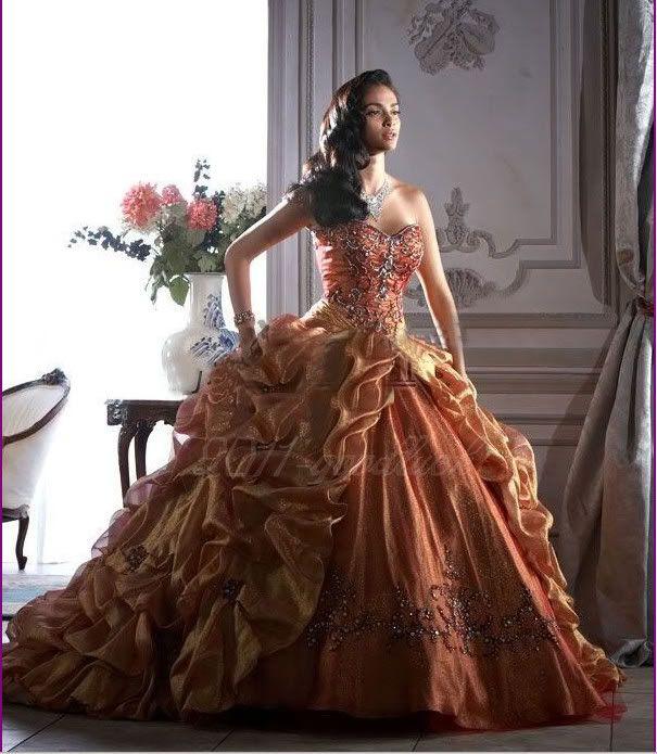 ball gowns | ... Masquerade Wedding Dress Bridal Evening Prom Ball Gown Custom | eBay