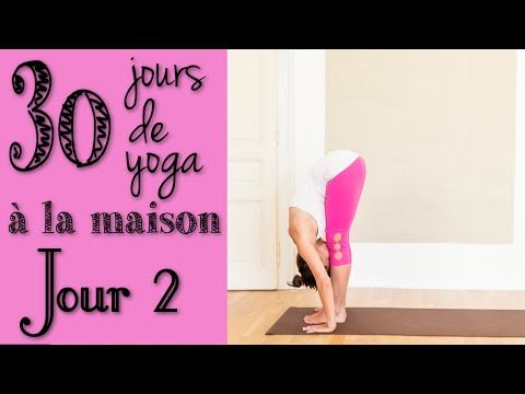 Défi Yoga - Jour 2 - Salutations au Soleil - YouTube