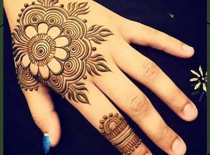 best 25 pakistani henna designs ideas on pinterest