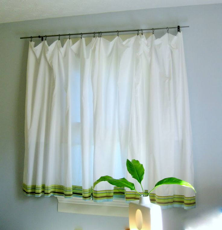 1000 Images About Small Basement Window On Pinterest It Is Small Curtains And Make Curtains