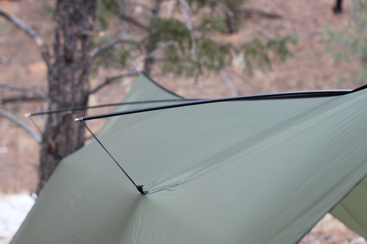 Pole Mod Kit for Superfly, Mamajamba and Ground tarps Includes two collapsible 56″ shockcorded poles with panel pull attachment cord and 4 micro carabiners Poles are 0.334″ diameter 7001-T6 Aluminum Weight of 2 poles: 4.5oz Weight of 4 cords and 4 micro carabiners: .5oz Total Kit weight: 5oz  4 micro-biners are included in case …