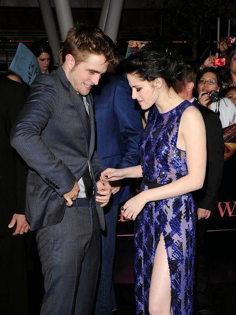 Fan site dedicated to Robert Pattinson and Kristen Stewart.