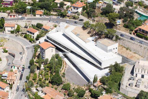 Agence d'archi Calori Azimi Botineau  France/Nice