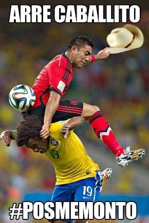 Grandes Momentos de Mexico vs Brasil