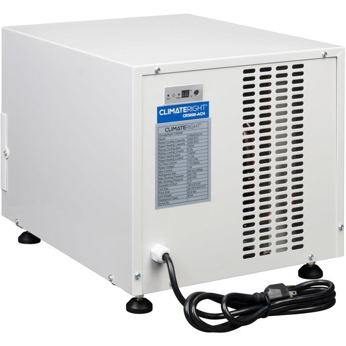 Climateright 5 000 Btu Portable Air Conditioner With Heater And Remote Reviews W Outdoor Air Conditioner Air Conditioner With Heater Air Conditioner Heater