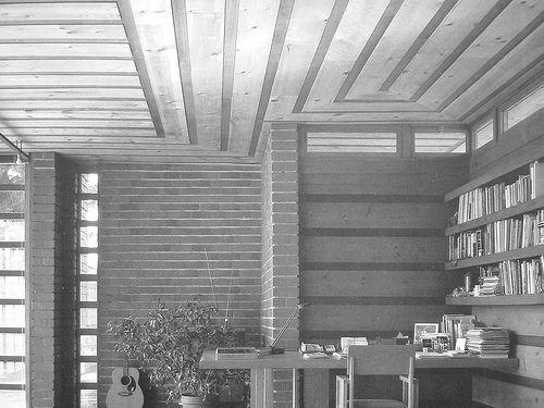 Jacobs House - Frank Lloyd Wright - 1936