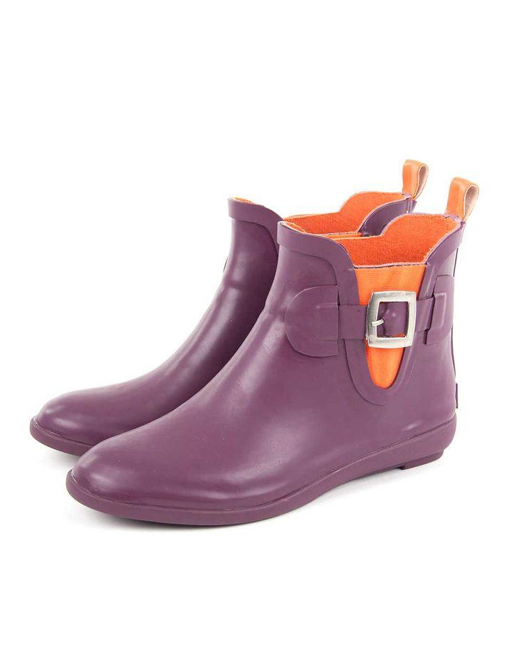 Botas de agua GIOSEPPO purpura COVENTRY