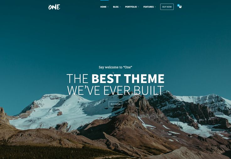 25 most beautiful wordpress themes