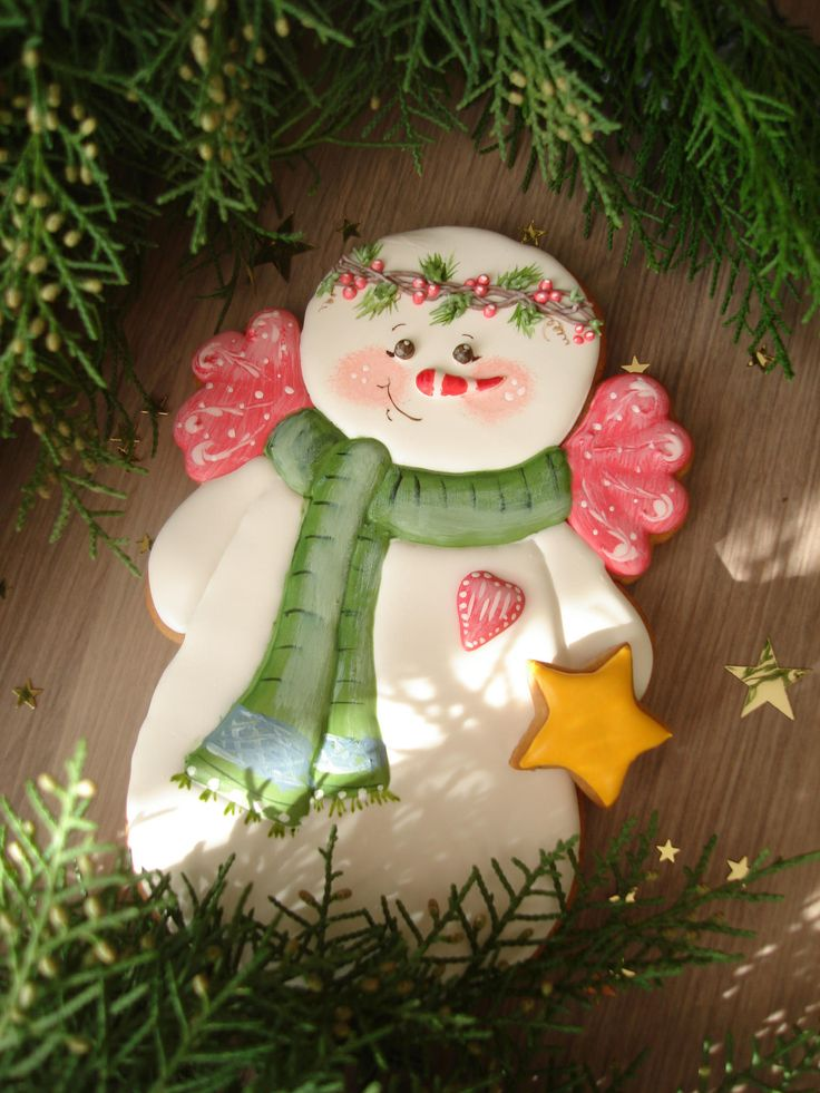 https://flic.kr/p/21icnba | snowman - angel