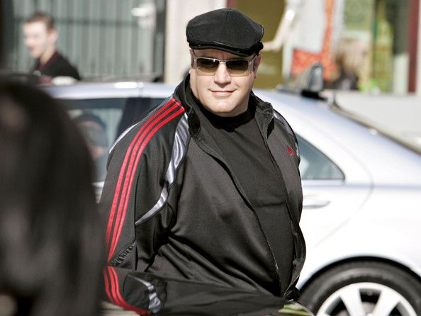 Kevin James Actor Kevin James is pictured in Dublin promoting his new film 'Paul Blart: Mall Cop.'