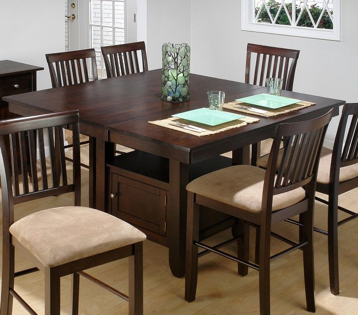 counter height table and chairs future home decor pinterest