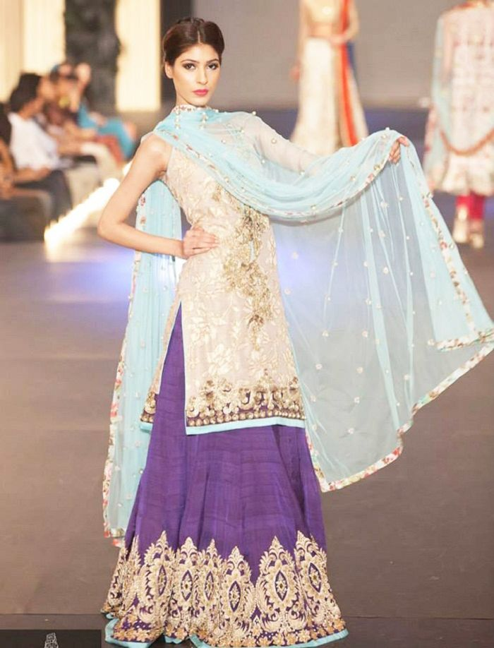 Zara Shahjahan Latest Bridal Collection 2016-2017 | BestStylo.com