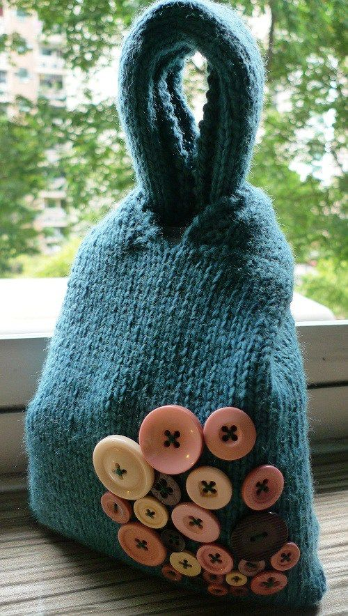 Japanese Knitting Patterns Free : Knitting pattern for Japanese Knot Bag ? Pinteres?