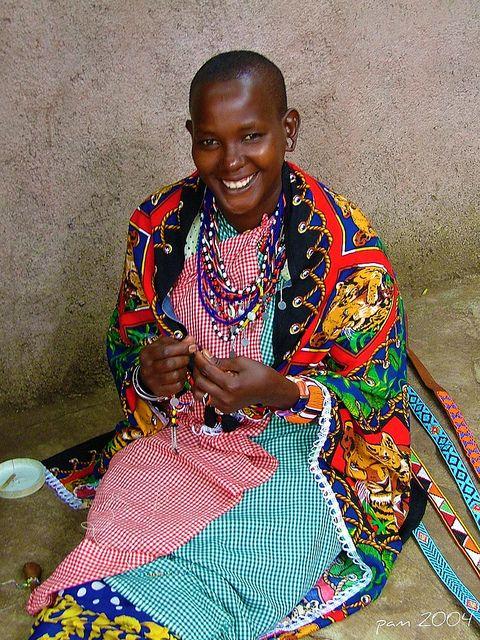 Popular  Kenyan Women Travel Pictures Gallery Kenya Heleen0021 Masai Women