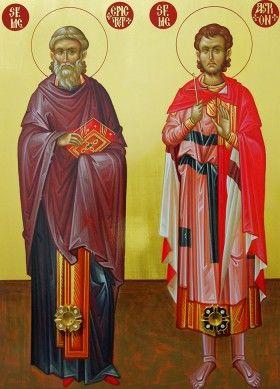 "The oldest saints in Romania, Epictet and Astion – Biserica Ortodoxa Romana ""Sfantul Ioan Evanghelistul"" Toronto"