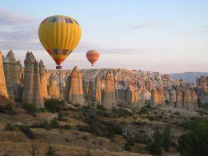 Cappadocia Balloon Tours, Cappadocia Hot Air Balloon Ride, Daily Balloon Tours