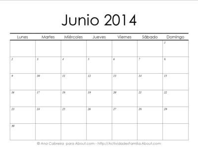 http://actividadesfamilia.about.com/od/Calendarios/ss/Calendarios_2014_imprimir_simple_6.htm