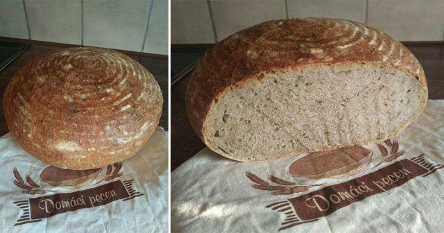 Kváskový chleba – jak na první domácí chleba