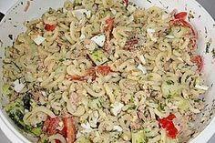 Leichter Nudelsalat mit Thunfisch (Rezept mit Bild) | Chefkoch.de