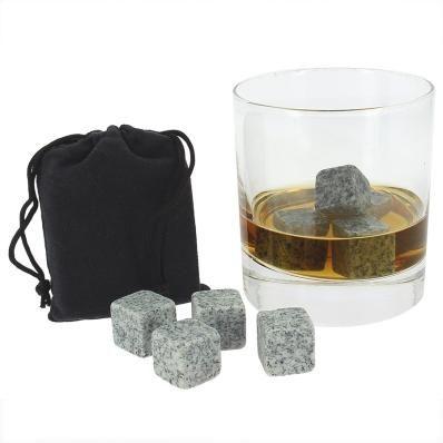 Cubos de hielo para mantener tu bebida fresca, fabricados en granito harán que tu merchandising sea único, exclusivo y de calidad. Descúbrelo ahora aquí.